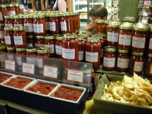 Wood Orchard Market Salsa